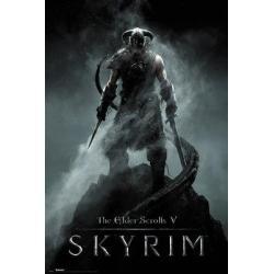 Poster Skyrim Dragonborn