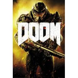 Poster Doom Soldado