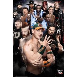 Poster WWE Super Estrellas 2016
