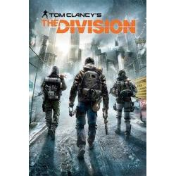 Poster The Division Nueva York