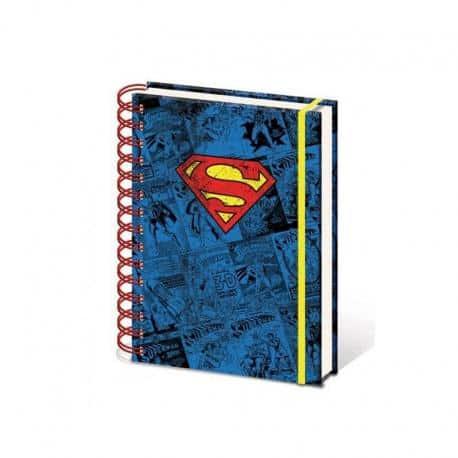 Cuaderno A5 Premium DC Comics - Superman