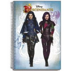 Cuaderno Tapa Dura A4 Disney Descendants