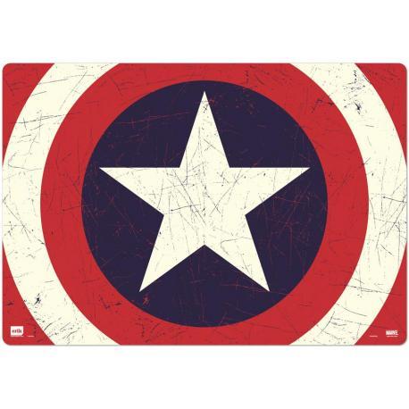 Vade Escolar Marvel Capitán América de Escritorios