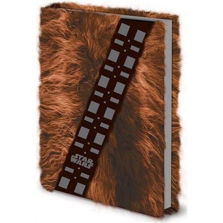 Cuaderno Premium Tapa Forrada A5 - Star Wars Chewbacca