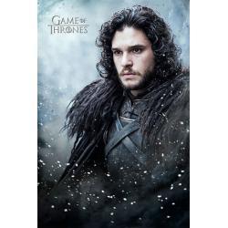 Poster Juego de Tronos Jon Snow