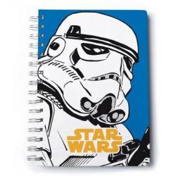 Cuaderno A5 Star Wars Soldado