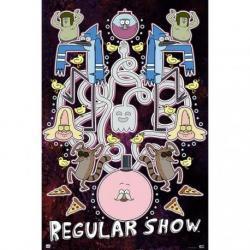 Poster Regular Show