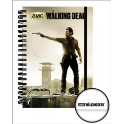 Cuaderno Tapa Forrada A5 The Walking Dead - Prision