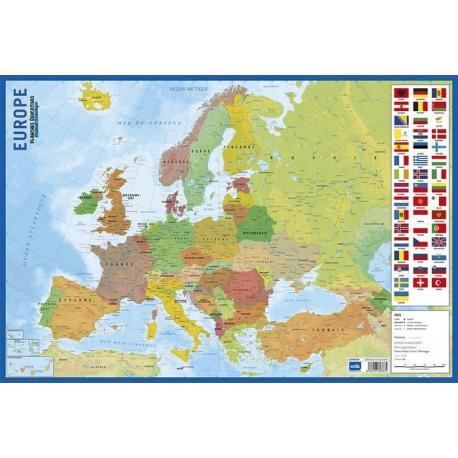 Lamina Educativa Mapa de Europa