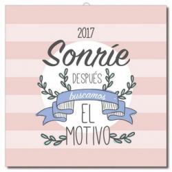 Calendario Pared 2017 Amelie