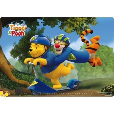 Vade Escolar Winnie The Pooh