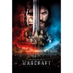 Poster Warcraft Portada