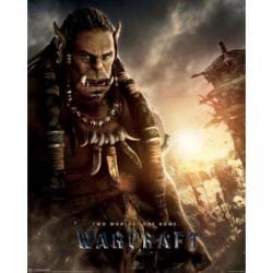 Poster Warcraft Durotan