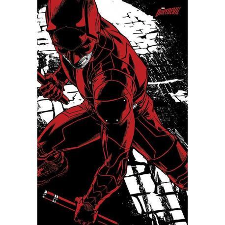 Poster Daredevil Pelea