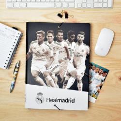 Carpeta Gomas C. Premium Real Madrid Jugadores
