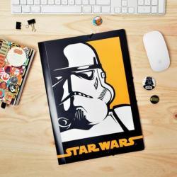 Carpeta gomas A4 polipropileno Soldado Universal Star Wars