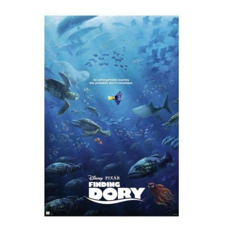 Poster Buscando a Dory