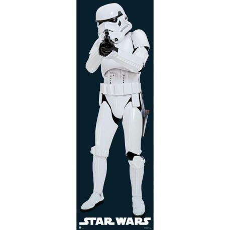 Poster Puerta Star Wars Stormtrooper