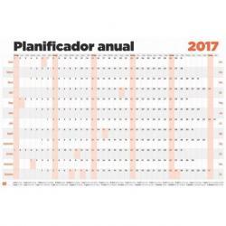 Poster Planificador 2017 Genérico