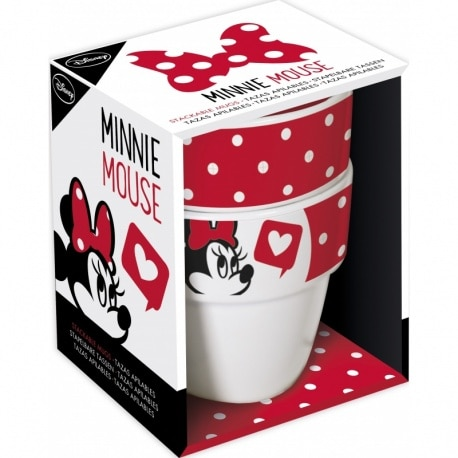 Taza Apilables Minnie
