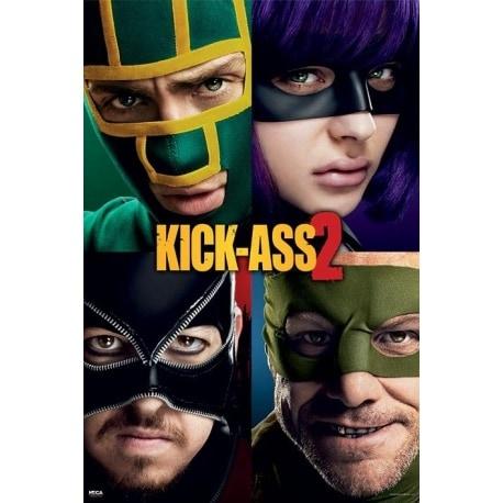 Poster Kick Ass 2
