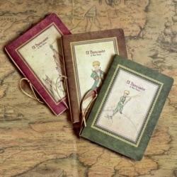 Cuaderno tapa blanda mediano El Principito