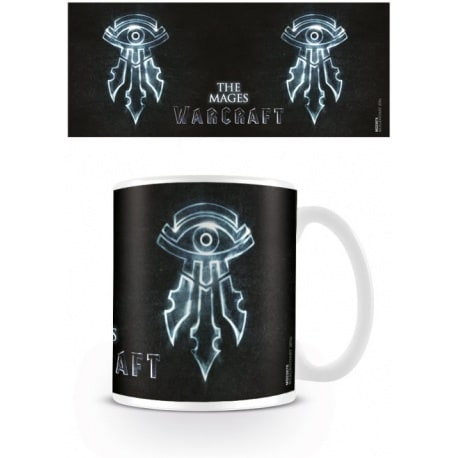 Taza Warcraft The Mages