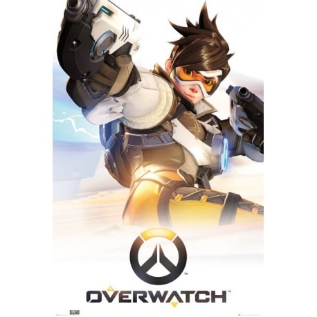 Poster Overwatch Key Art