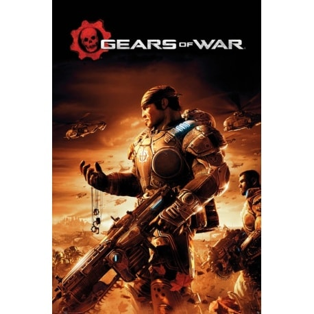 Poster Gears of War Key Art