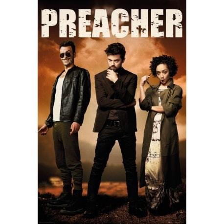 Poster Preacher Grupo