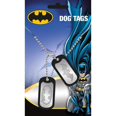 Chapa Militar DC Comics Batman