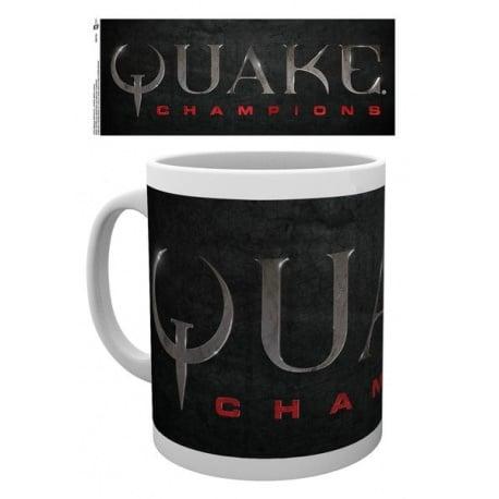 Taza Quake Logo