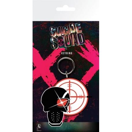 Llavero Escuadró Suicida Deadshot