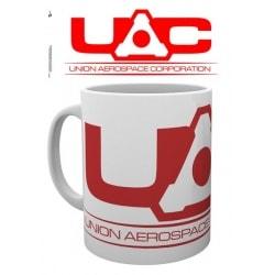 Taza Doom UAC