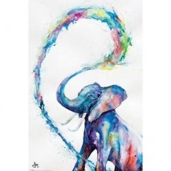 Poster Marc Allante Elefante