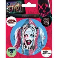 Pegatina Escuadro Suicida Harley Quinn
