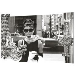 Poster 3D Audrey Hepburn