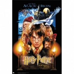 Poster Harry Potter 1