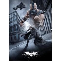 Poster 3D The Dark Knight Rises