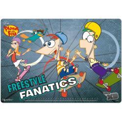 Vade Escolar Phineas & Ferb