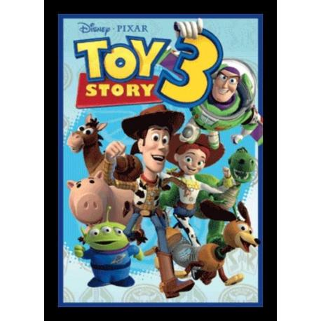 Poster 3D Enmarcado Toy Story 3