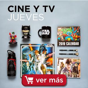 Ofertas Cine y TV Black Friday