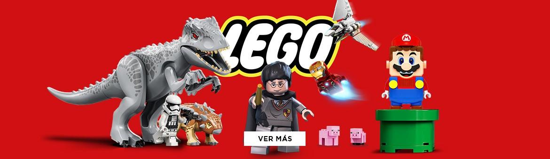Nosoloposters Lego juegos de construcción