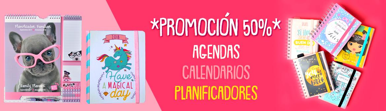 promo calendarios y agendas