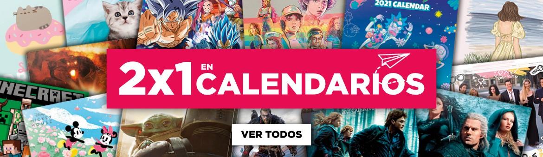 Nosoloposters 2x1 en Calendarios